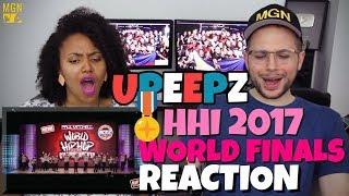 UPeepz - Philippines | Gold Medalist | HHI 2017 World Finals | REACTION