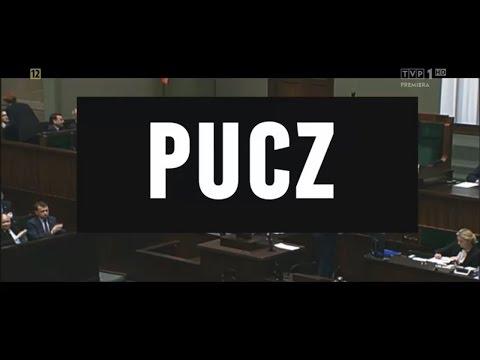 """""""PUCZ"""" mocny dokument Ewy Świecińskiej mówiący o przwrocie przygotowanym przez KOD, PO, .N"""