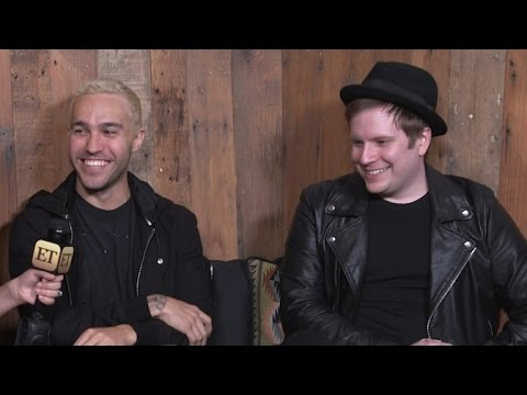 EXCLUSIVE: Fall Out Boy Talks Career Milestones, 'Bad Styles' and How They Stay True to Their Fans