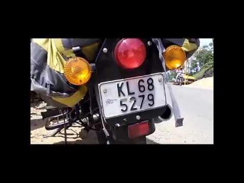 GOA ROAD TRIP | BulLet Ride |