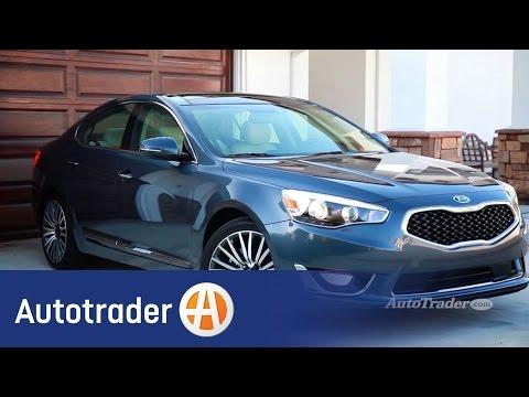 2015 Kia Cadenza | 5 Reasons to Buy | Autotrader