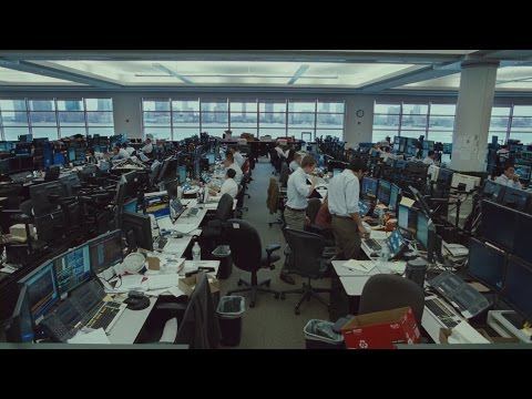 Margin Call (2011) - Fire Sale of Mortgage Bonds (Wall Street Investment Bank Trading) [HD 1080p]