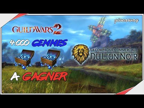 Guild Wars 2 | 4.000 gemmes A GAGNER MAINTENANT ! thumbnail