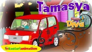 TAMASYA | Nyanyian Anak Islam bersama Diva | Lagu Anak Indonesia HD | Kastari Animation Official