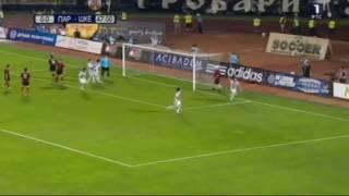 Partizan - Škendija 4:0 (0:0) / Golovi i izjava Stanojevića
