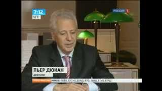 канал Россия о диете Дюкана