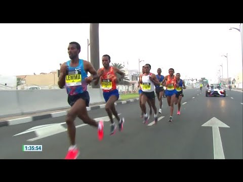 Dubai Marathon 2018 - Full Race