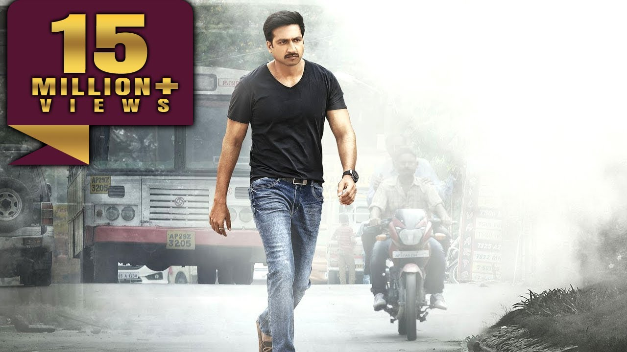 Download Mard Ki Zaban - Gopichand Movie in Hindi Dubbed   South Hindi Dubbed Full Movie