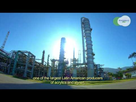 UET chem-free water treatment for a Unigel plant in Brazil