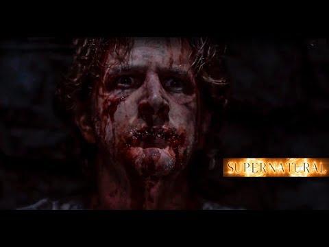 Асмодей держал Гавриила в клетке | Сверхъестественное 13х13