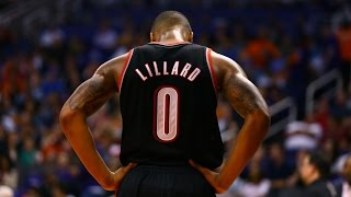 Damian lillard : impossible shots