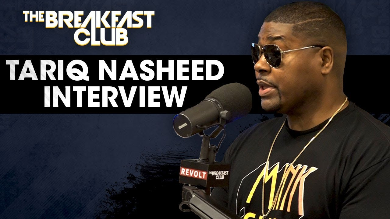 Tariq Nasheed Talks Hidden Colors 5 Film, The Path Of Our People, Slave Mentality + More