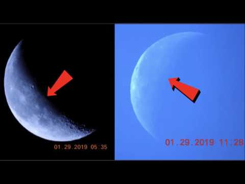 Flat Earth: The Celestial Dome, Parallax, Moon Rotations, Ect... Destroys Heliocentrism thumbnail