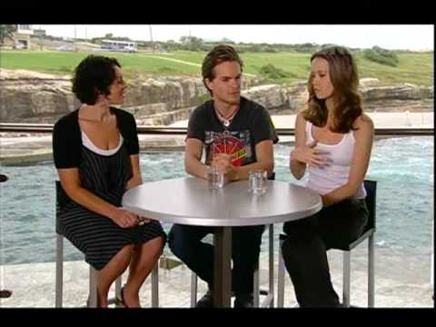 Summer Glau and Thomas Dekker Interview 2008