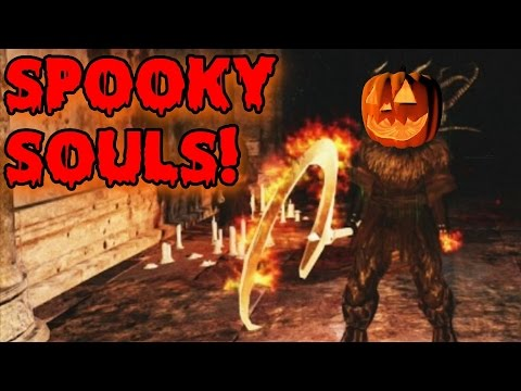 Dark Souls 2 - SPOOKIEST BUILD EVER! - YouTube - photo#15