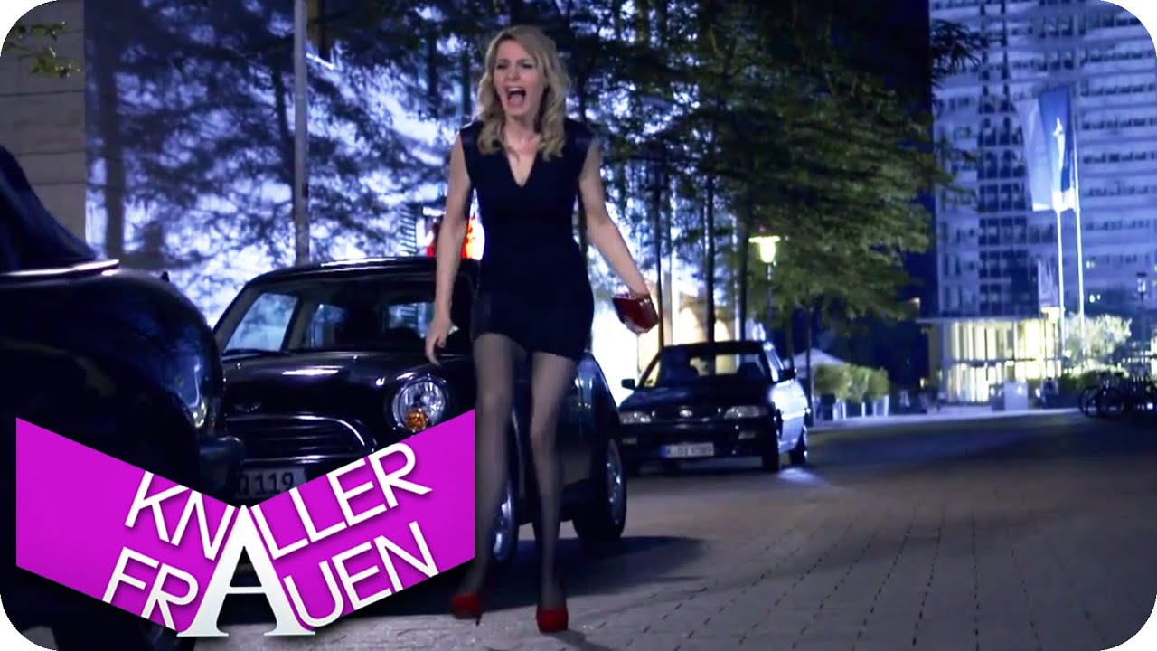 Neue High Heels - Knallerfrauen mit Martina Hill | Die 3. Staffel in SAT.1