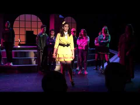 """""""Lifeboat"""" from HEATHERS The Musical sung by Gabriella Baldacchino"""