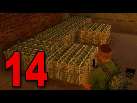 Ghost Recon: Wildlands - Part 14 - BANK ROBBERY