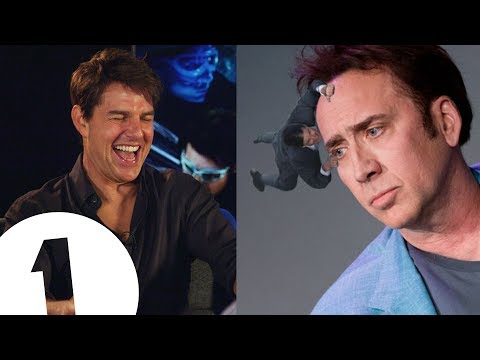 Tom Cruise reacts to #TomCruiseClinging Memes