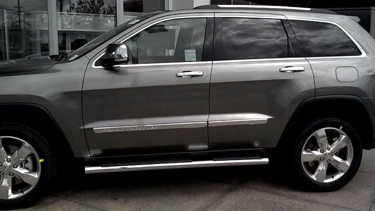 2012 jeep grand cherokee overland quick look youtube rh youtube com 2012 jeep grand cherokee overland owners manual pdf 2012 Jeep Overland Hemi