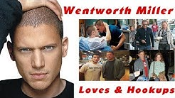 Boys and Girls Who Wentworth Miller Has Dated