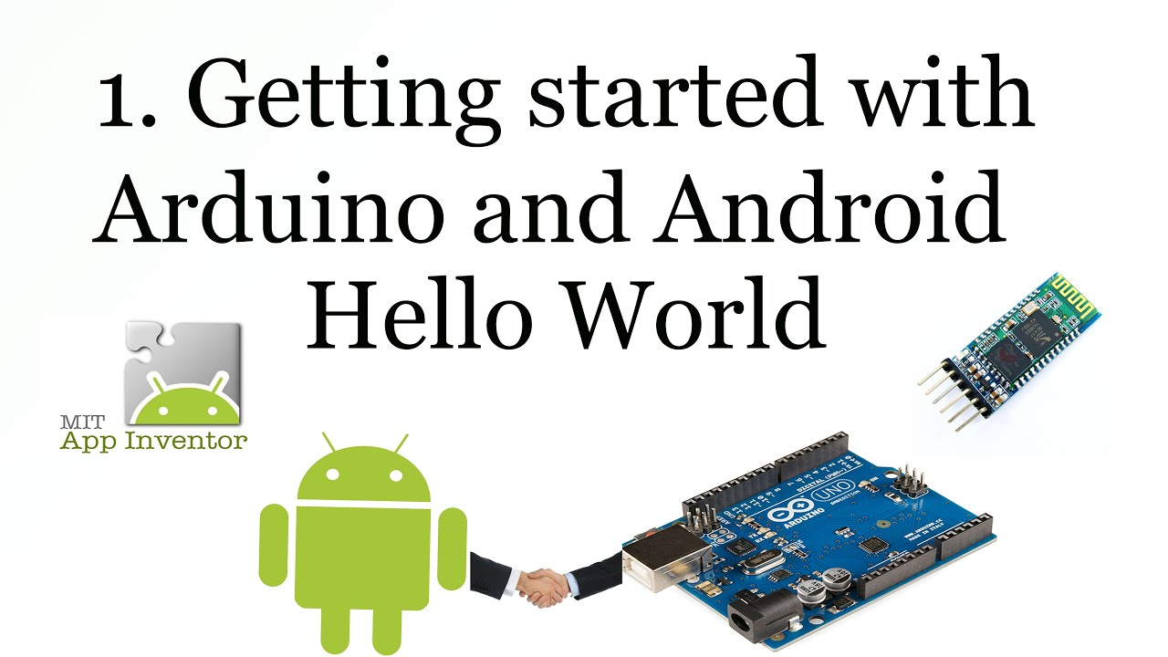 Course on MIT App Inventor and Arduino: 5 Steps (with Pictures)