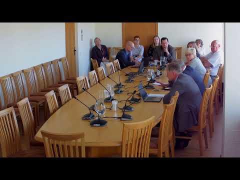 2019-06-05 Švietimo ir mokslo komiteto posėdis