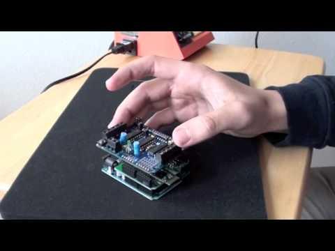 Arduino Soldering Complete