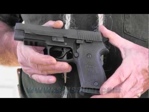 Sig P220 Semi-Automatic 45 ACP Pistol