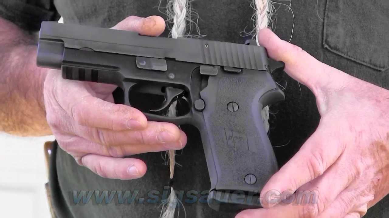 Sig P220 Semi-Automatic 45 ACP Pistol - Gunblast com