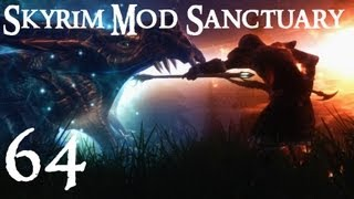 Skyrim Mod Sanctuary 64 Immersive Creatures Werewolf Aftermath Equipper And Umbrellas