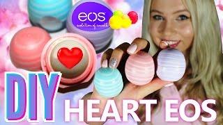 DIY HEART EOS ❤️│Kate Wednesday