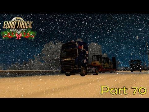[Xmas] Euro Truck Simulator 2 (70) Stockholm-Linköping