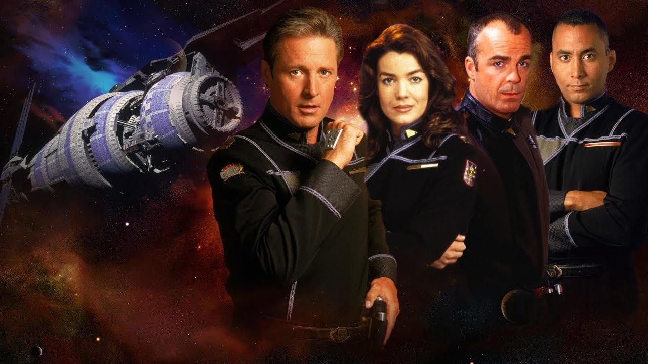 Babylon 5 Serie