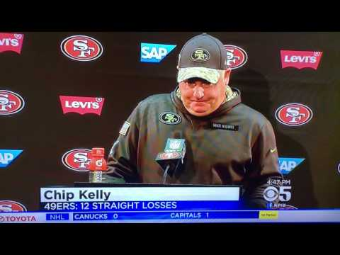 "Chip Kelly- ""The Interview"""