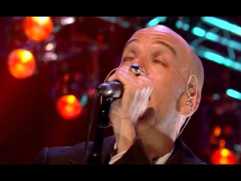 REM  The One I Love Later with Jools Holland May 01