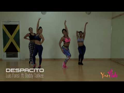 Despacito Zumba Routine - Luis Fonsi ft. Daddy Yankee - YAHSUH Dance Fitness Routine