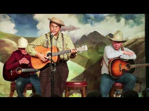 "National Cowboy Poetry Gathering: Dom Flemons - ""He's A Lone Ranger"""