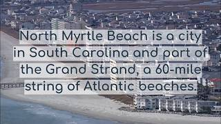 Experience North Myrtle Beach with Vantage Vacation Rentals