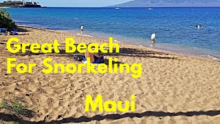 Airport Beach Lahaina Maui. Great Snorkel Spot.Family Beach. Must See