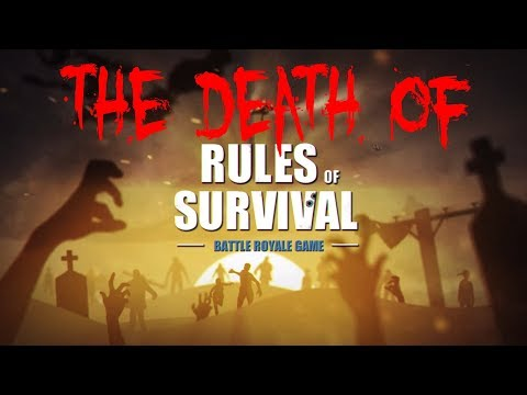 Steam version Rules of Survival Missing..? Why everyone is quitting? (PC VERSION)
