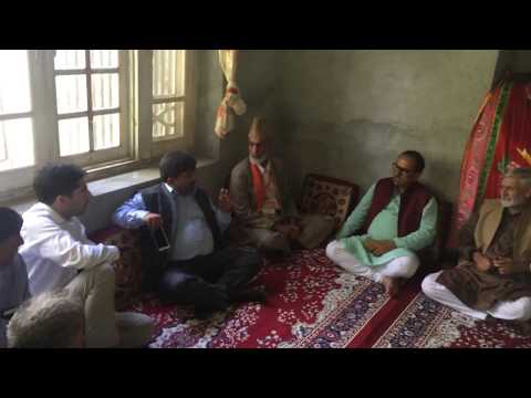 Dy Chief Minister, J&K Visit to proposed 12 MW Karnah HEP on 07-09-2017