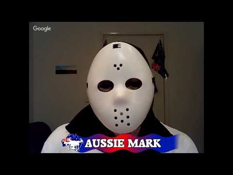 Say G'day To Aussie Mark and Friends. It's A Live Stream Chat via Google Hangout