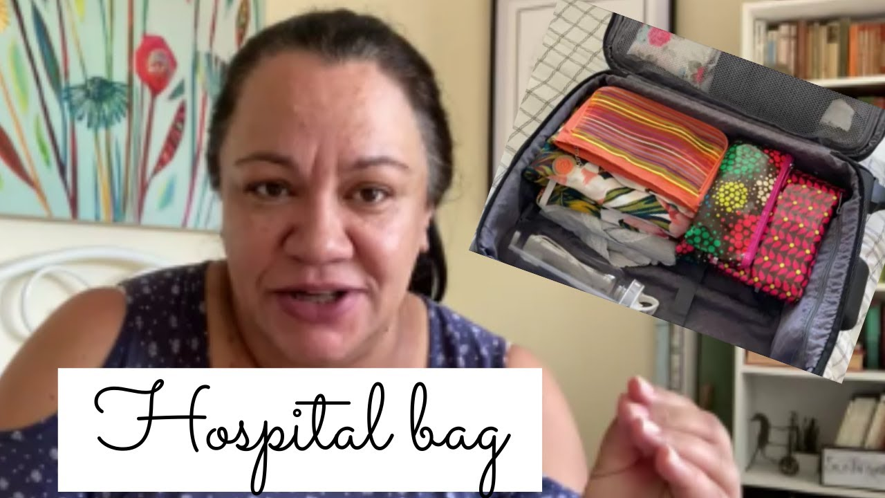 What's in my hospital bag? What to pack? Second time mum UK