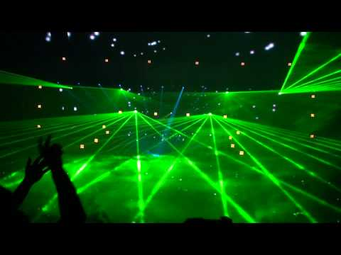 Super 8 & Tab  - ASOT State of Trance 450 @ Wroclaw, Poland [Anton Sonin - Black Is The New Yellow]