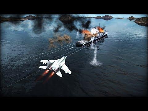 BREAKING: US NAVY STRIKES RUSSIAN WARSHIPS NEAR NORTH KOREA | Wargame: Red Dragon Gameplay
