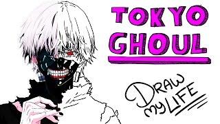 TOKYO GHOUL | Draw My Life En Español