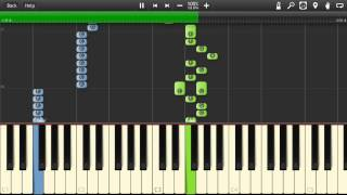 Believe (One piece opening 2) Synthesia