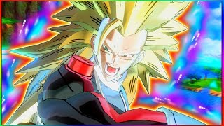 Beating new players because I have a complex | Dragon Ball Xenoverse 2