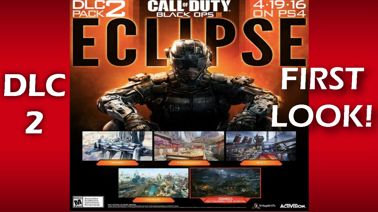 Black Ops 3 Dlc 2 Eclipse Poster Dlc 2 Map Pack First Look